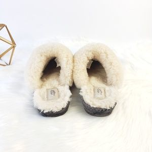 UGG Shoes - UGG Grey Aira Knit Slippers